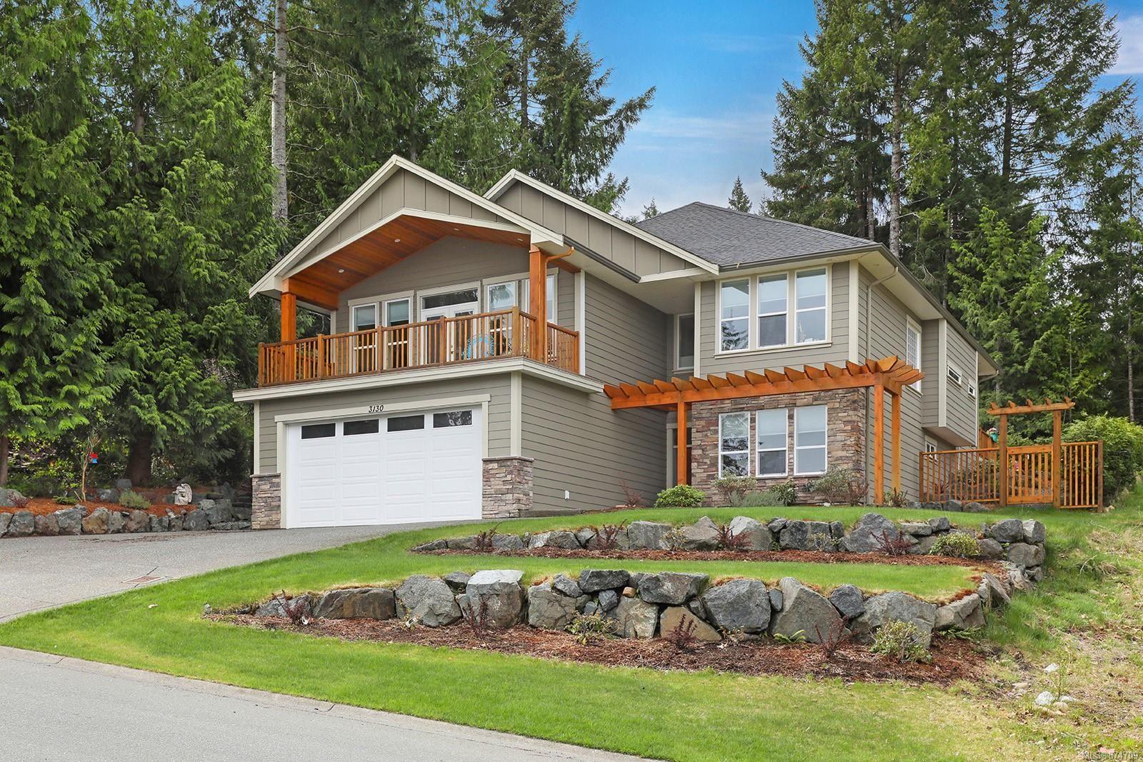 Main Photo: 3130 Klanawa Cres in : CV Courtenay East House for sale (Comox Valley)  : MLS®# 874709