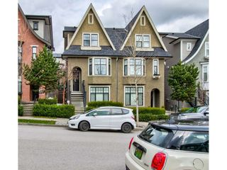 "Photo 1: 3 3439 ROXTON Avenue in Coquitlam: Burke Mountain 1/2 Duplex for sale in ""'The Roxton'"" : MLS®# R2561285"