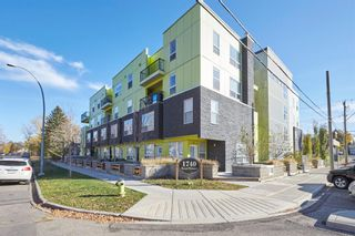 Main Photo: 103 1740 9 Street NW in Calgary: Mount Pleasant Apartment for sale : MLS®# A1150744