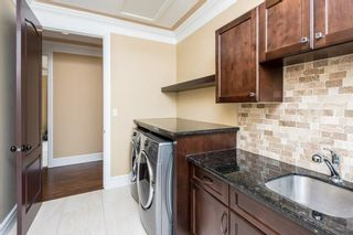 Photo 28: 116 WINDERMERE Crescent in Edmonton: Zone 56 House for sale : MLS®# E4241484