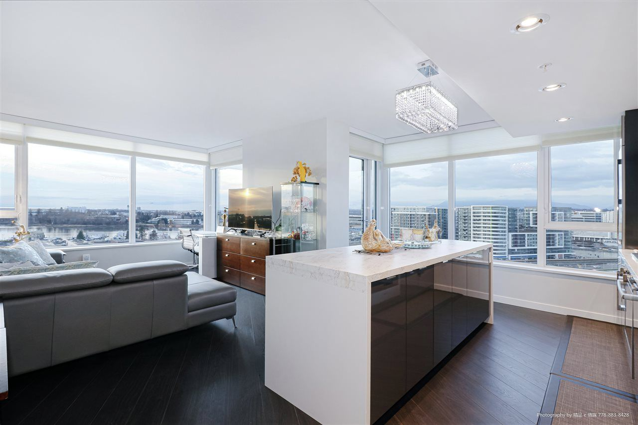 Main Photo: 1709 8333 SWEET AVENUE in Richmond: West Cambie Condo for sale : MLS®# R2531862