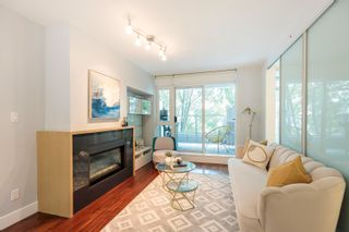 """Photo 6: 305 1675 W 8TH Avenue in Vancouver: Fairview VW Condo for sale in """"Camera"""" (Vancouver West)  : MLS®# R2617696"""