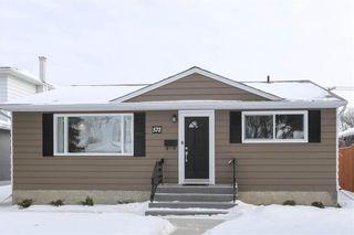 Photo 1: 572 Borebank Street in Winnipeg: River Heights Residential for sale (1D)  : MLS®# 202103236