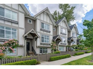 "Photo 1: 61 6591 195A Street in Surrey: Clayton Townhouse for sale in ""ZEN"" (Cloverdale)  : MLS®# R2376995"