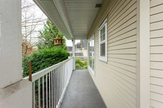 Photo 3: 4 4711 BLAIR Drive in Richmond: West Cambie Townhouse for sale : MLS®# R2527322