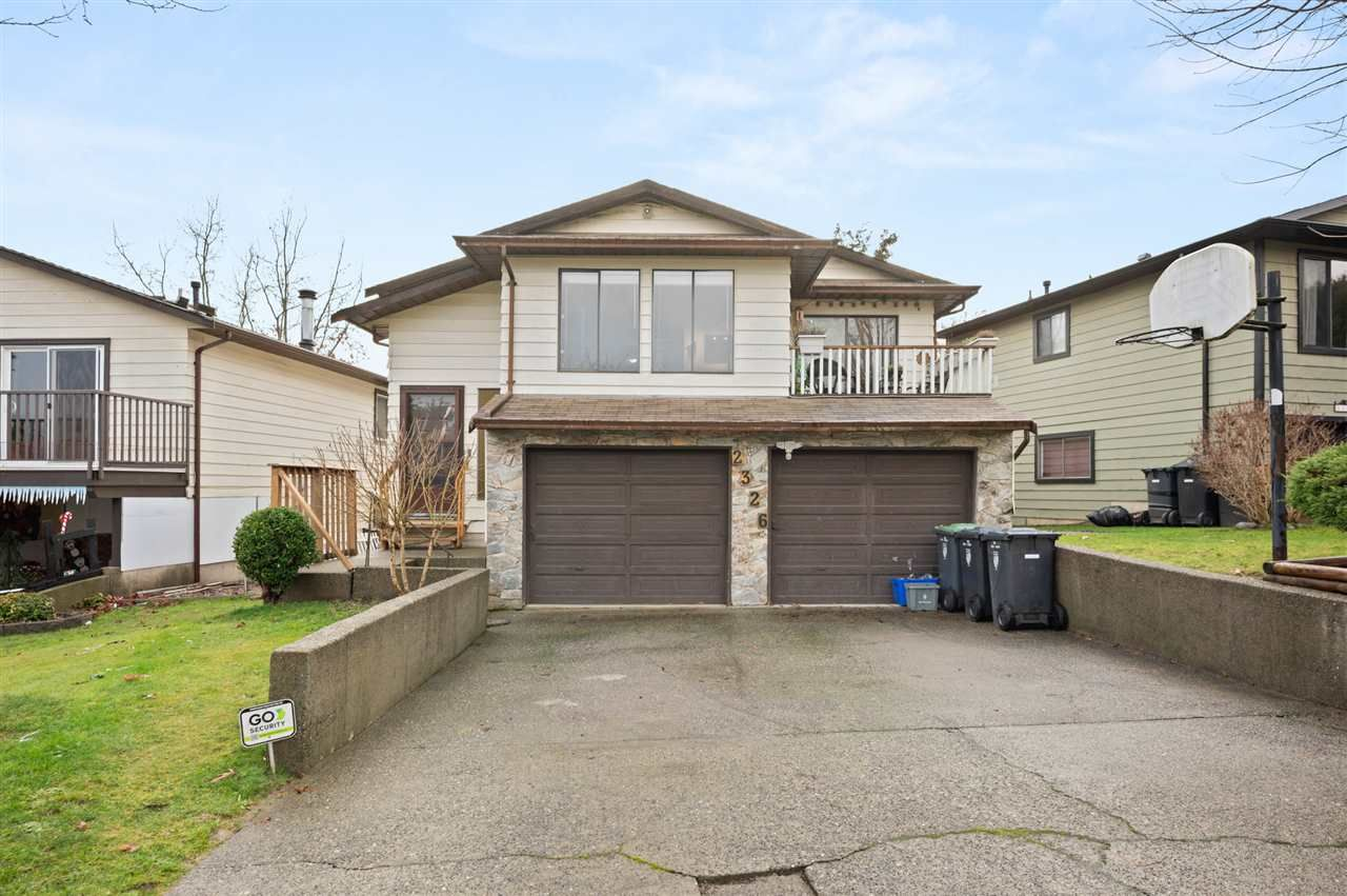 Main Photo: 2326 WAKEFIELD Drive: House for sale in Langley: MLS®# R2527990