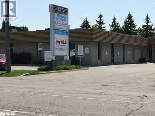 Main Photo: 115 BELL FARM Road Unit# 106 in Barrie: Office for lease : MLS®# 40060562