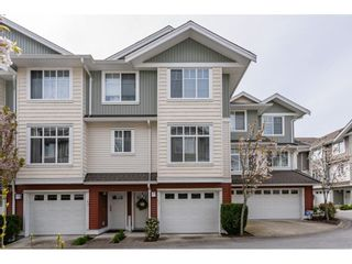 """Photo 1: 41 19480 66 Avenue in Surrey: Clayton Townhouse for sale in """"TWO BLUE"""" (Cloverdale)  : MLS®# R2362975"""