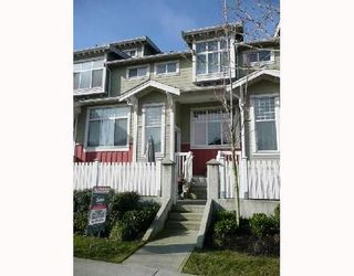 Photo 1: 10 12333 ENGLISH Ave in Richmond: Home for sale : MLS®# V690031