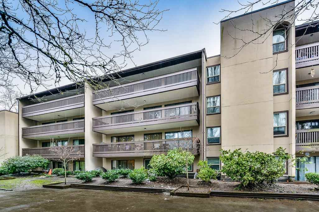 "Main Photo: 404 9867 MANCHESTER Drive in Burnaby: Cariboo Condo for sale in ""BARCLAY WOODS"" (Burnaby North)  : MLS®# R2144462"