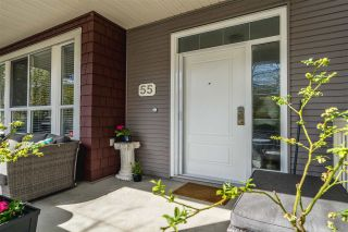"""Photo 2: 55 5999 ANDREWS Road in Richmond: Steveston South Townhouse for sale in """"RIVER WIND"""" : MLS®# R2571420"""