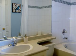 """Photo 10: 40 7501 CUMBERLAND Street in Burnaby: The Crest Townhouse for sale in """"DEERFIELD"""" (Burnaby East)  : MLS®# V894711"""