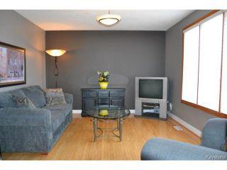 Photo 2: 44 Lavalee Road in WINNIPEG: St Vital Residential for sale (South East Winnipeg)  : MLS®# 1407650