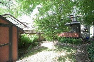 Photo 20: 77 Chestnut Street in Winnipeg: Wolseley Residential for sale (5B)  : MLS®# 1715470