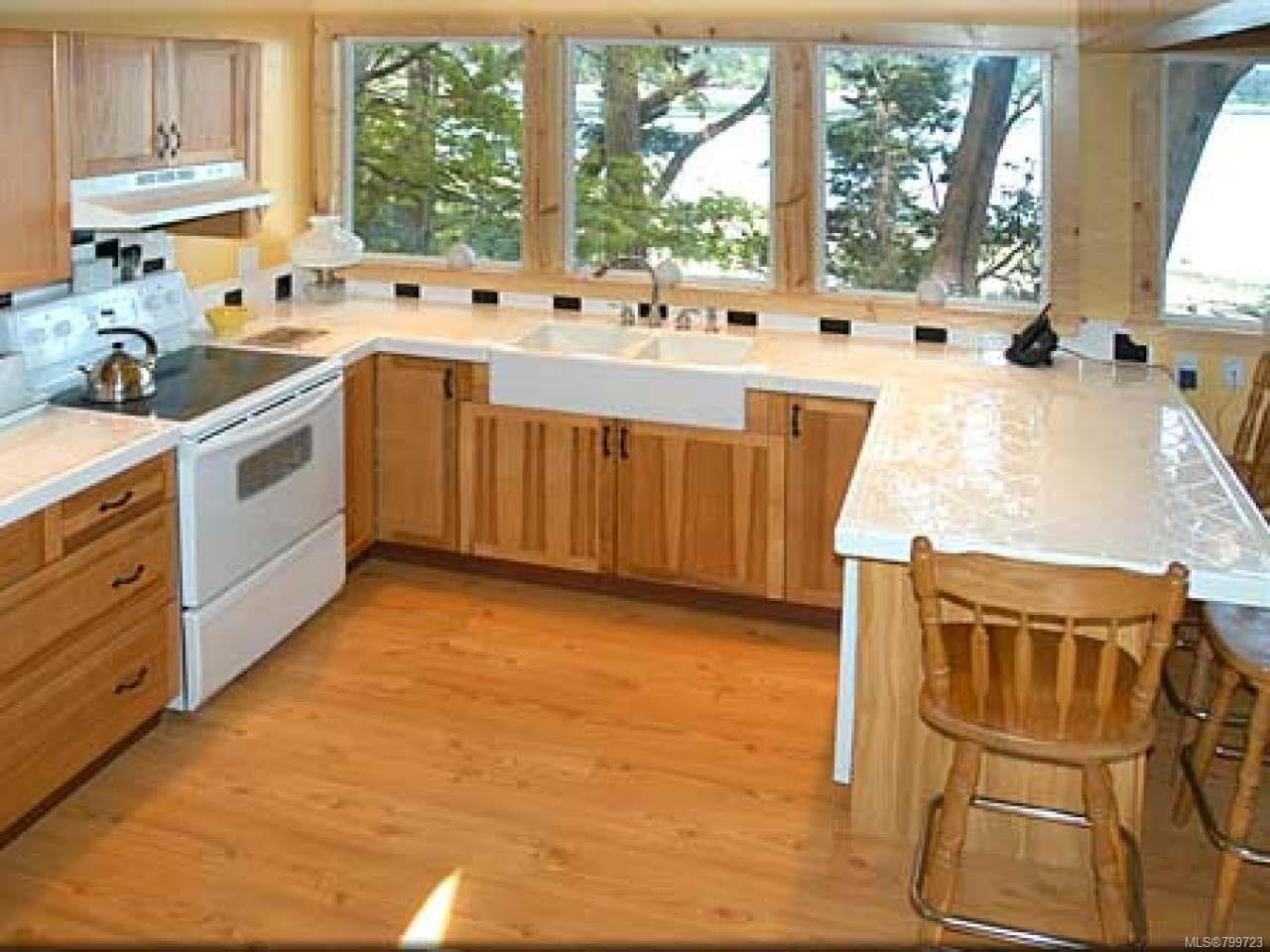 Photo 2: Photos: 1058 Sea Fern Lane in MUDGE ISLAND: Isl Mudge Island House for sale (Islands)  : MLS®# 799723