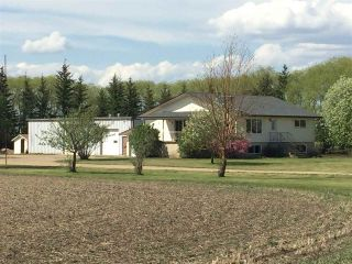 Photo 28: 60006 Rge Rd 261: Rural Westlock County House for sale : MLS®# E4205375