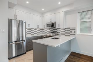 """Photo 1: 306 218 CARNARVON Street in New Westminster: Downtown NW Condo for sale in """"Irving Living"""" : MLS®# R2545879"""
