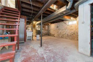 Photo 16: 16 Fawcett Avenue in Winnipeg: Wolseley Residential for sale (5B)  : MLS®# 1725237