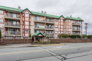 Photo 1: 327 22661 Lougheed Highway in Maple Ridge: East Central Condo for sale : MLS®# R2256005