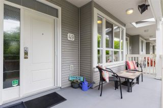 """Photo 3: 49 5999 ANDREWS Road in Richmond: Steveston South Townhouse for sale in """"RIVERWIND"""" : MLS®# R2369191"""