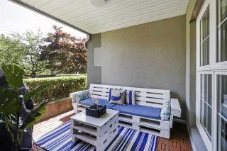 Photo 17: 110 1669 GRANT Avenue in Port Coquitlam: Glenwood PQ Condo for sale : MLS®# R2508334