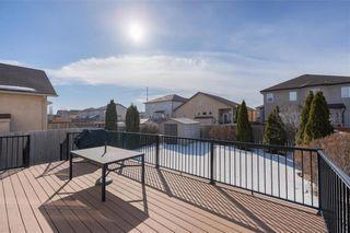 Photo 40: 42 Kellendonk Road in Winnipeg: River Park South Residential for sale (2F)  : MLS®# 202104604
