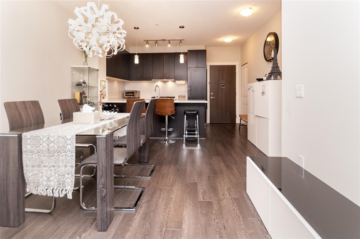 Photo 4: Photos: 309 9399 ALEXANDRA Road in Richmond: West Cambie Condo for sale : MLS®# R2216365