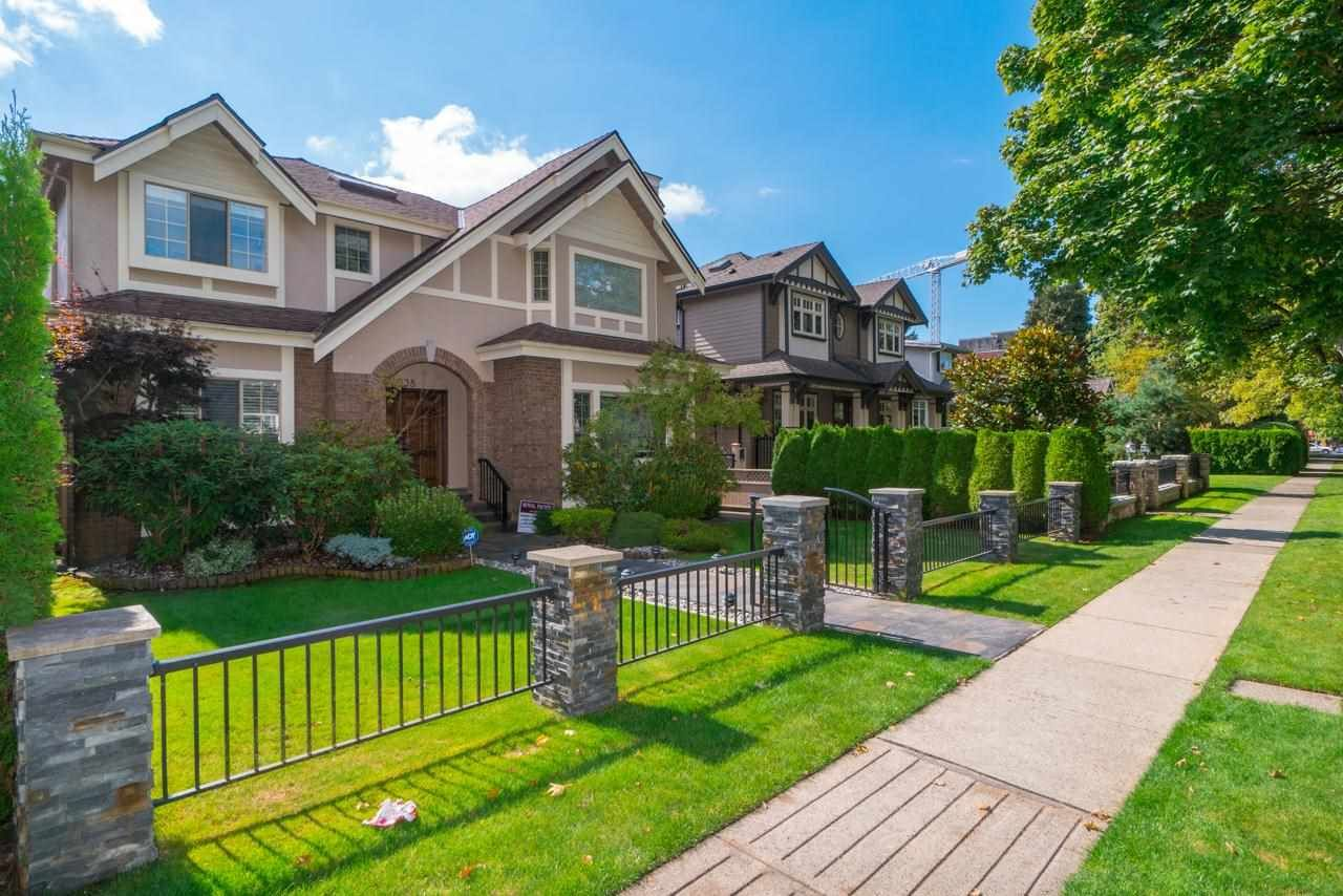 Main Photo: 2038 W 45TH AVENUE in Vancouver: Kerrisdale House for sale (Vancouver West)  : MLS®# R2576453