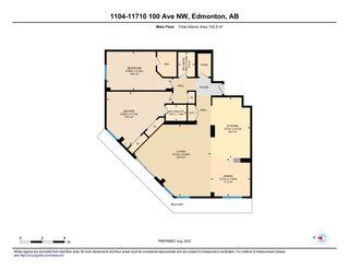 Photo 12: 1104 11710 100 Avenue in Edmonton: Zone 12 Condo for sale : MLS®# E4228725