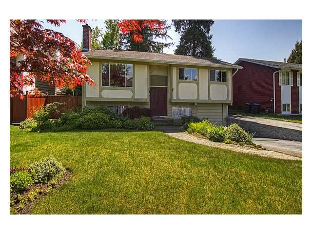 """Main Photo: 1252 ELLIS Drive in Port Coquitlam: Birchland Manor House for sale in """"BIRCHLAND AND MANOR"""" : MLS®# V951240"""