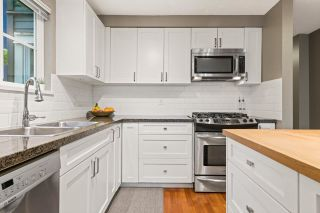 """Photo 11: 6 2780 ALMA Street in Vancouver: Kitsilano Townhouse for sale in """"Twenty on the Park"""" (Vancouver West)  : MLS®# R2575885"""