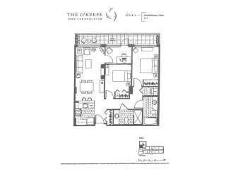 """Photo 2: 717 2799 YEW Street in Vancouver: Kitsilano Condo for sale in """"TAPESTRY AT THE O'KEEFE"""" (Vancouver West)  : MLS®# V916674"""