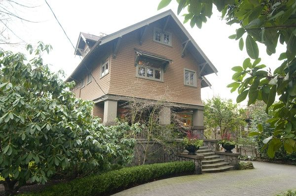 Main Photo: 4675 W 4TH Avenue in Vancouver: Point Grey House for sale (Vancouver West)  : MLS®# V812394