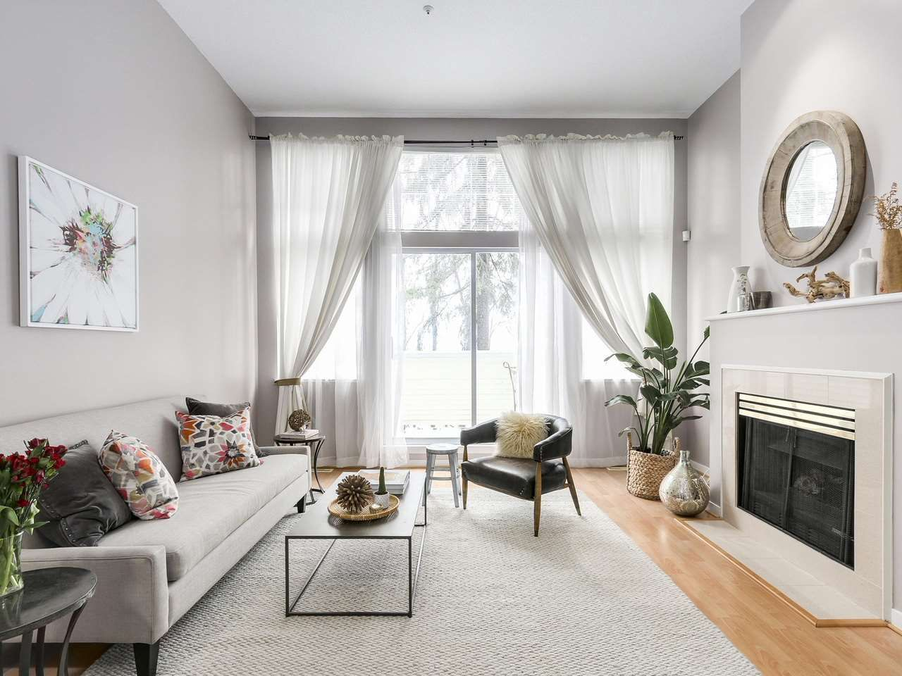 Main Photo: 4 3586 RAINIER PLACE in Vancouver: Champlain Heights Townhouse for sale (Vancouver East)  : MLS®# R2150720