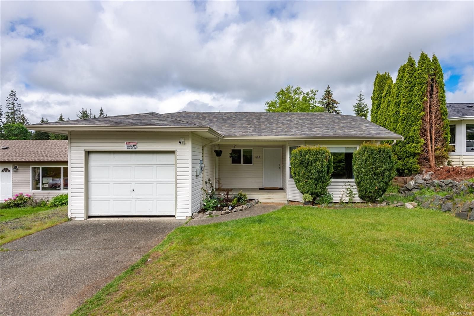 Main Photo: 396 Candy Lane in : CR Willow Point House for sale (Campbell River)  : MLS®# 876818
