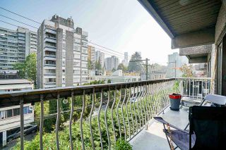 "Photo 19: 410 1655 NELSON Street in Vancouver: West End VW Condo for sale in ""Hampstead Manor"" (Vancouver West)  : MLS®# R2513219"