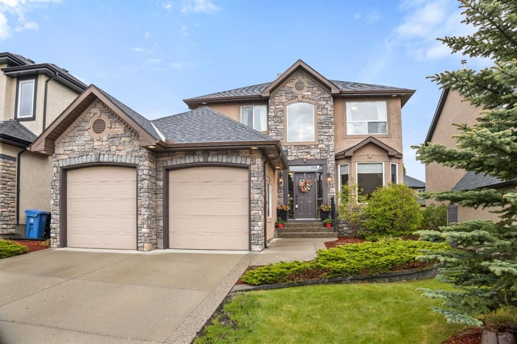 Main Photo: 17 Aspen Stone View SW in Calgary: Aspen Woods Detached for sale : MLS®# A1117073