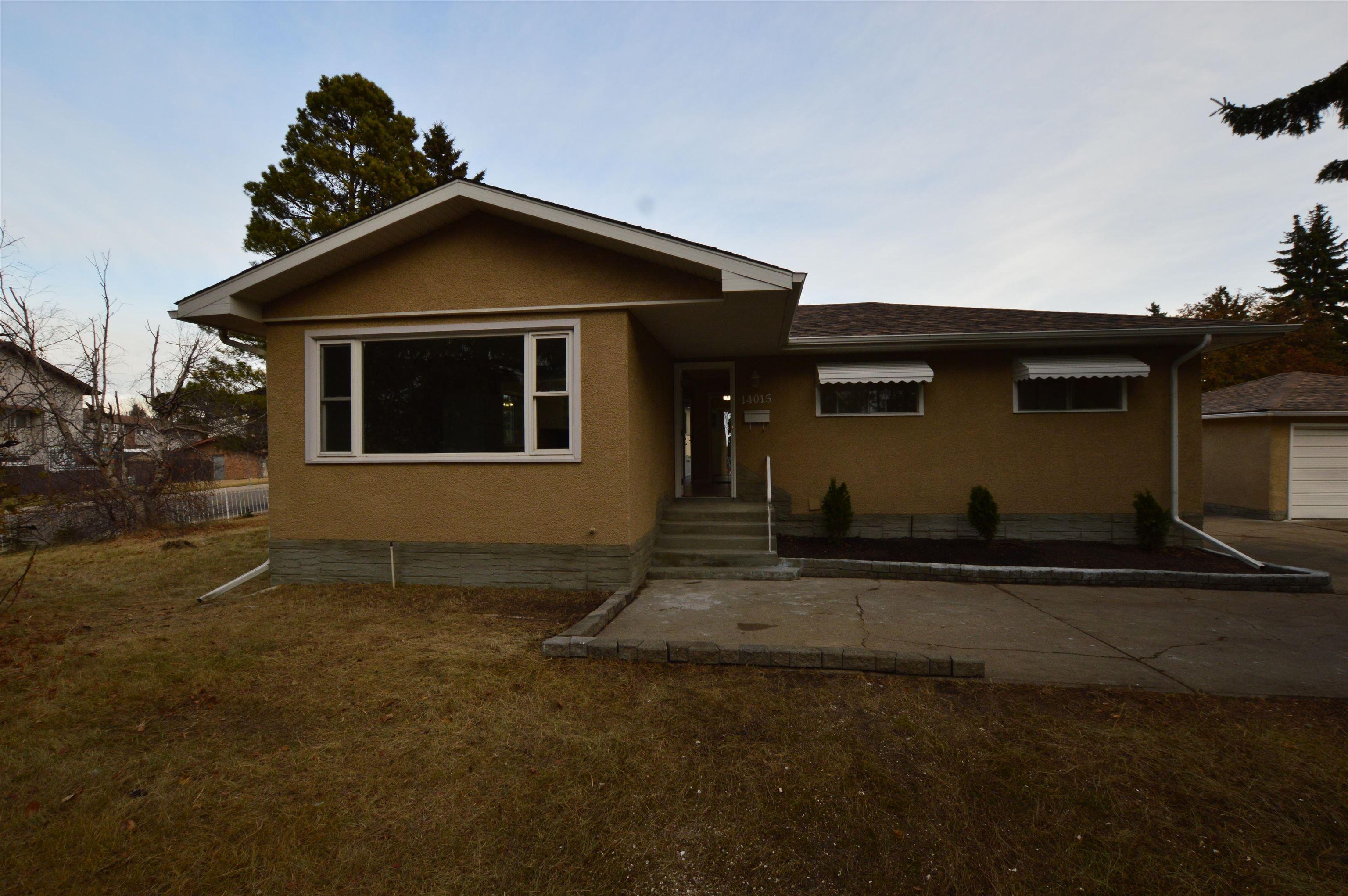 Main Photo: 14015 82 Street in Edmonton: Zone 02 House for sale : MLS®# E4262981