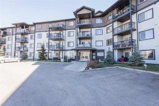 Photo 2: 455 1196 Hyndman Road in Edmonton: Zone 35 Condo for sale : MLS®# E4242682