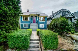 Photo 1: 2646 MCGILL Street in Vancouver: Hastings Sunrise House for sale (Vancouver East)  : MLS®# R2398849