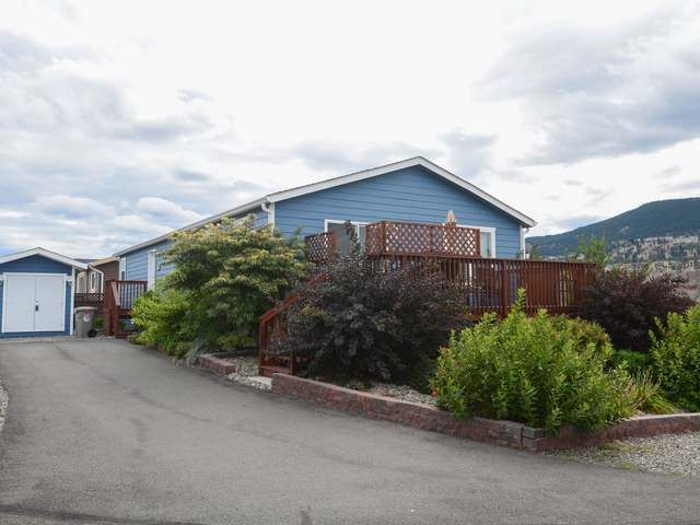 Main Photo: 20 768 E SHUSWAP ROAD in : South Thompson Valley Manufactured Home/Prefab for sale (Kamloops)  : MLS®# 136828