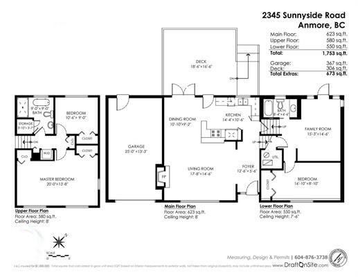 Main Photo: 2345 SUNNYSIDE ROAD: Anmore House for sale (Port Moody)  : MLS®# R2145001