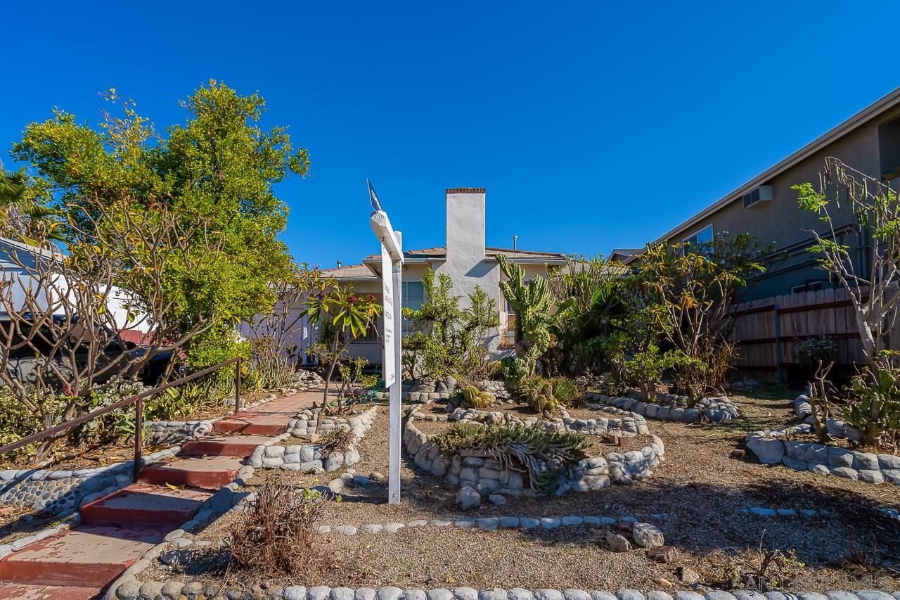Main Photo: SAN DIEGO House for sale : 5 bedrooms : 4481 51st St