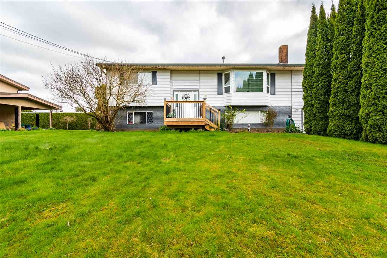 Main Photo: 10584 CONRAD Street in Chilliwack: Fairfield Island House for sale : MLS®# R2563241