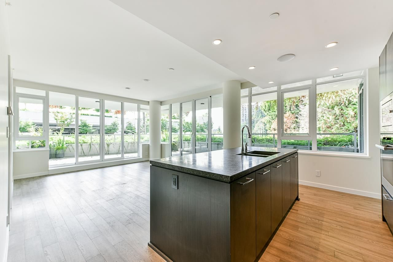 """Main Photo: 203 788 ARTHUR ERICKSON Place in West Vancouver: Park Royal Condo for sale in """"EVELYN - Forest's Edge 3"""" : MLS®# R2556551"""