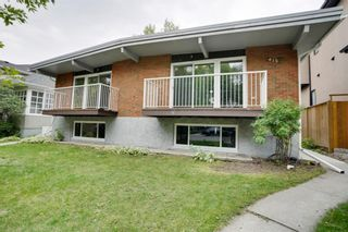 Main Photo: 415 23 Avenue NW in Calgary: Mount Pleasant Duplex for sale : MLS®# A1145244