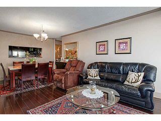 """Photo 5: 602 8 LAGUNA Court in New Westminster: Quay Condo for sale in """"THE EXCELSIOR"""" : MLS®# V1102450"""