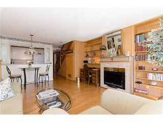 """Photo 3: # 207 1633 W 8TH AV in Vancouver: Fairview VW Condo for sale in """"FIRCREST GARDENS"""" (Vancouver West)  : MLS®# V971251"""