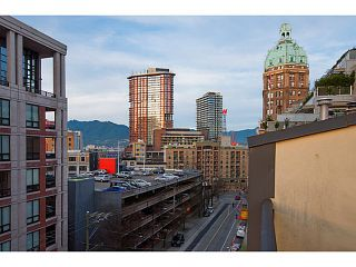 """Photo 11: 7-12 550 BEATTY Street in Vancouver: Downtown VW Condo for sale in """"550 Beatty"""" (Vancouver West)  : MLS®# V1105963"""