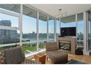 Photo 3: # 1206 638 BEACH CR in Vancouver: Yaletown Condo for sale (Vancouver West)  : MLS®# V1125146